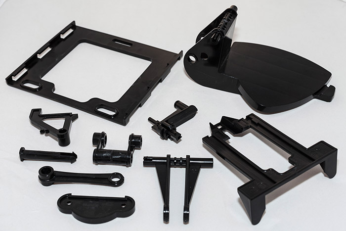 OEM Automotive Plastic Panels Molding Parts
