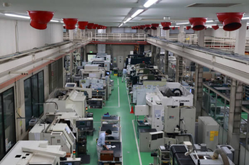 Advanced Processing Technology of Precision Mold Factory