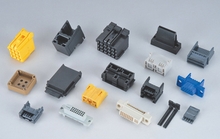 OEM Precision Injection Molding Electronic Connectors