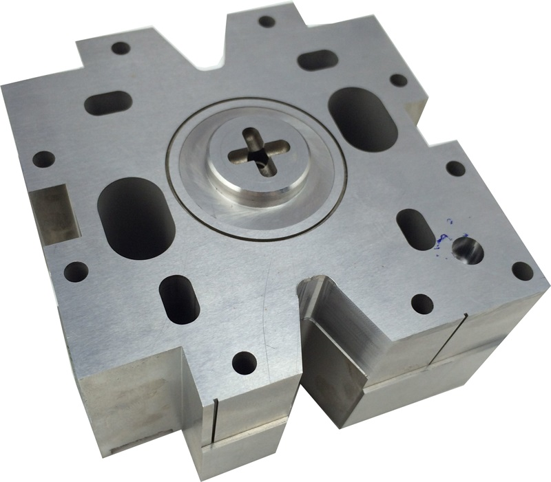 Stainless Steel Plastic Injection Molding Inserting